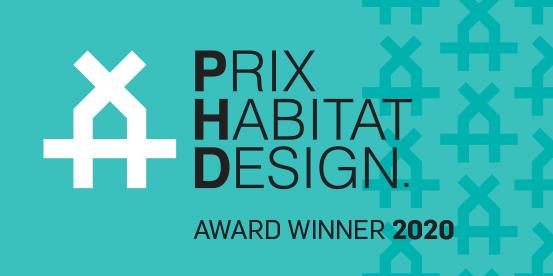 Prix Habitat Design - Award winner 2020