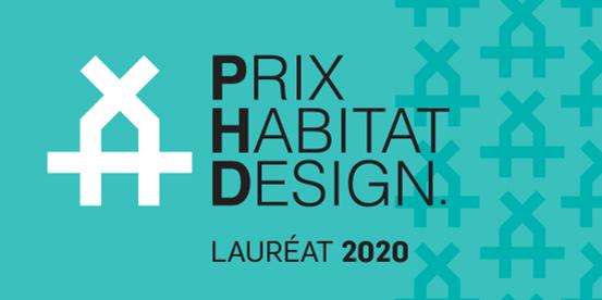 Prix Habitat Design - Laureat 2020